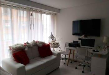 Apartamento en venta en Niza Norte de 1 hab. con Gimnasio...
