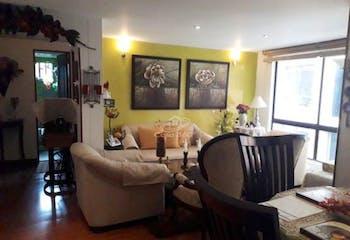 Apartamento en venta en Cedritos con acceso a Balcón