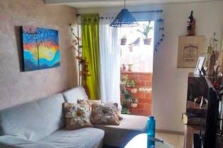 Apartamento en venta en Los Colores de 3 alcobas