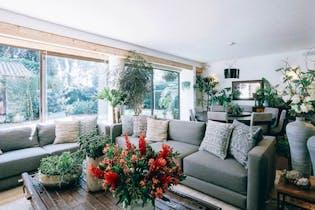 Casa en venta en Contadero con acceso a Jardín