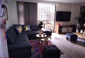 Laureles, Apartamento en venta de 4 hab.