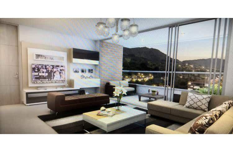 Portada Apartamento en venta en Zúñiga, 116mt con balcon