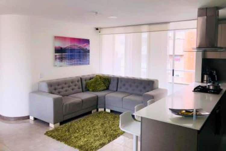 Portada Apartamento en venta en Los Almendros, 89mt con balcon