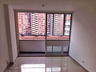 Una vista de una habitación con una puerta corredera de cristal en Apartamento en venta en Cuarta Brigada, de 74mtrs2