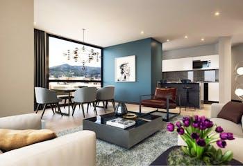 Vasily 106, Apartamentos en venta en Chicó Navarra con 87m²