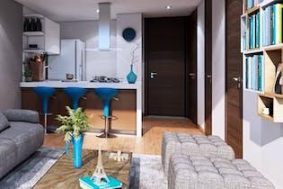 Proyecto nuevo en Klee 103, Apartamentos nuevos en Chicó Navarra con 3 habitaciones