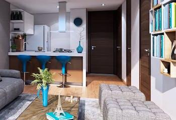Klee 103, Apartamentos en venta en Chicó Navarra de 1-3 hab.