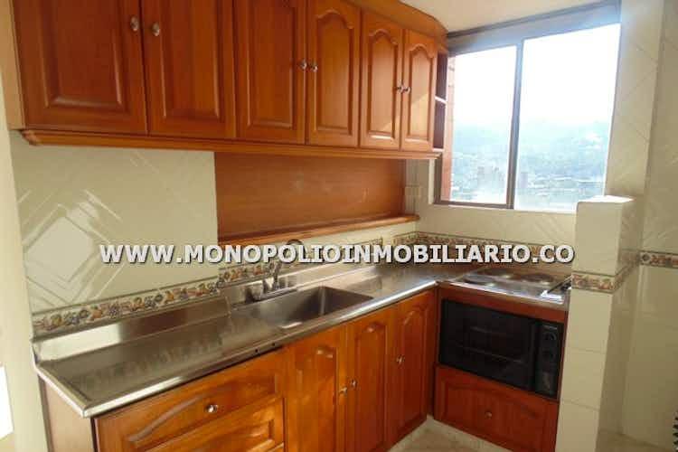 Portada Apartamento en venta en La Aguacatala, de 50mtrs2