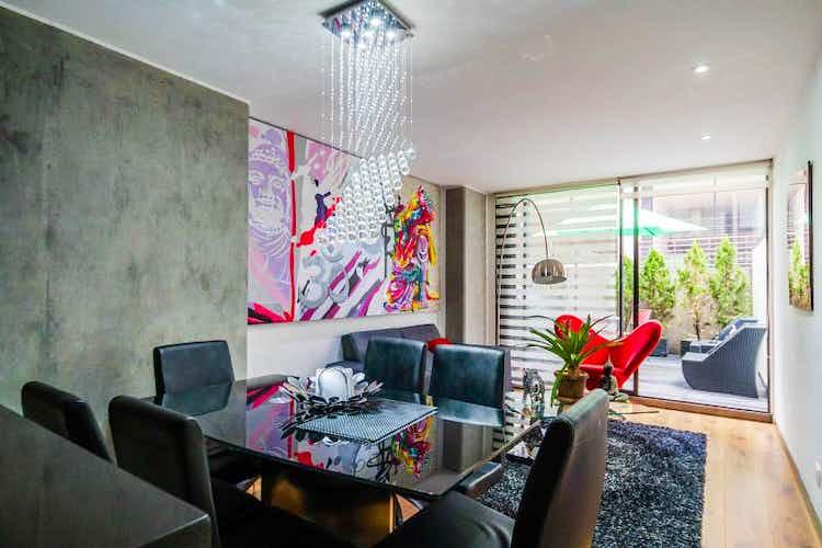 Portada Apartamento en venta en Santa Barbara de 1 habitacion
