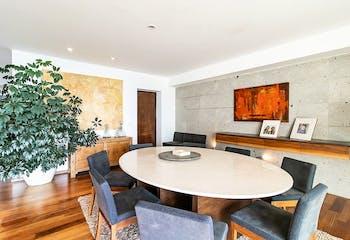 Departamento en venta en Santa Fe, 292 m2 con balcón