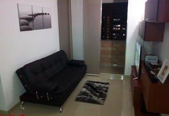 Colina de los Bernal, Apartamento en venta en Loma De Los Bernal de 54m² con Gimnasio...