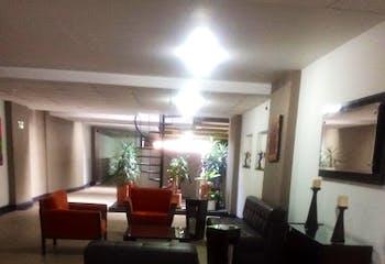 Apartamento en venta en Chapinero de 40m²