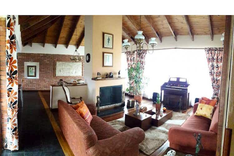 Portada Casa en Carrasquilla, Tenjo, 5 alcobas - 5600m2