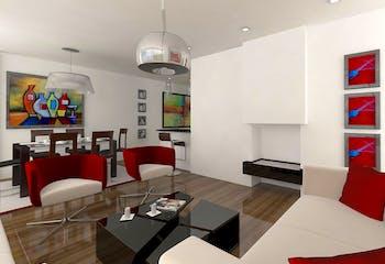 Platino Park 105, Apartamentos en venta en Chicó Navarra con 70m²