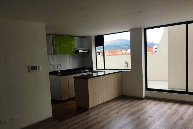 Portada Apartamento en venta en  Cedritos de  1 habitacion