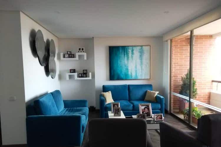 Portada Apartamento en venta en Barrio Usaquén de  3 habitaciones