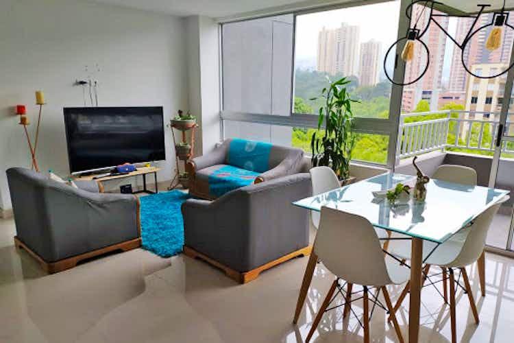 Portada Apartamento en venta en Suramérica, 80mt con balcon