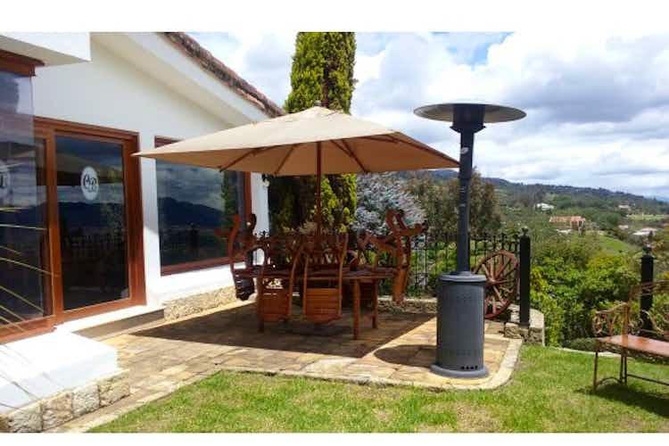 Portada Casa en Sindamanoy, Chía con 3 habitaciones.