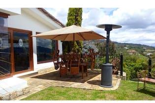 Casa en Sindamanoy, Chía con 3 habitaciones.