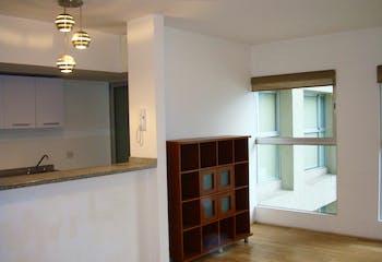 Departamento en venta en Carola de dos habitaciones