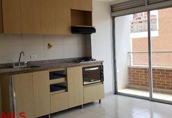 Apartamento en venta en Calle Del Banco, 57m²