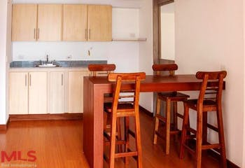 Panorama, Apartamento en venta en La Tablaza 56m² con Piscina...