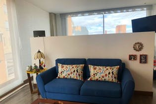 Apartamento en venta en Chapinero Alto 63m²