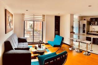 Apartamento en venta en Barrio Cedritos de 59m² con Gimnasio...