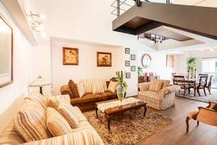 Departamento en venta en Condesa, 190mt de dos niveles
