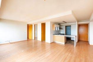Apartamento en venta en Anáhuac, 90mt