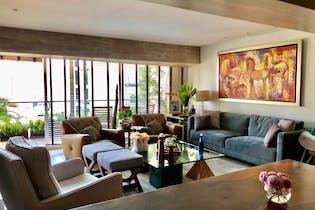 Departamento en venta en Polanco, 150mt con balcon