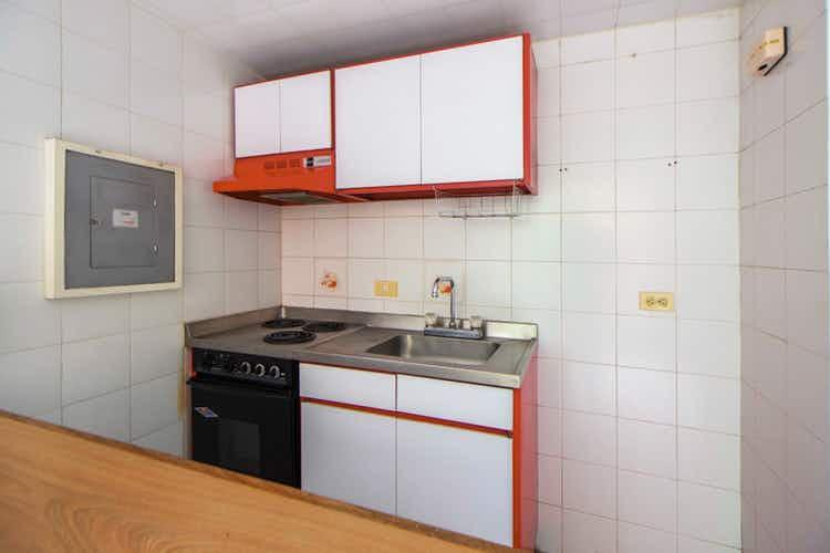 Portada Apartamento en venta en El Lago de  1 habitacion
