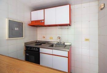 Apartamento en venta en El Lago de 1 hab.