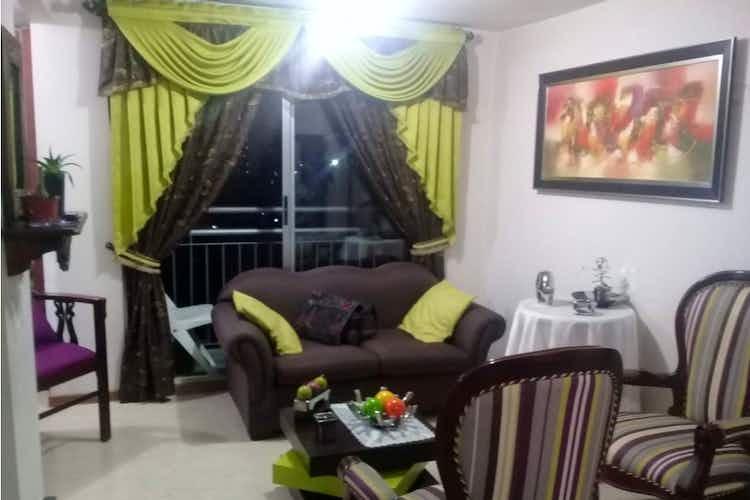 Portada Apartamento en venta en San Germán, 64mt con balcon