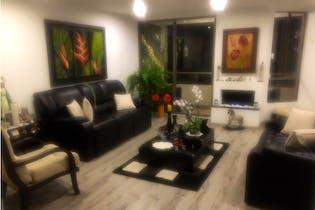 Apartamento en venta en Usaquén de 130m²