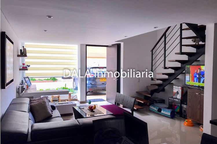 Portada Casa en venta en Cajicá, 117mt con chimenea