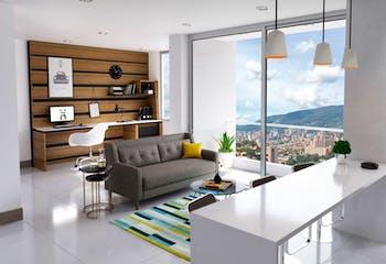 Proyecto de vivienda, Almendros Terra2, Apartamentos en venta en La Cuenca 69m²