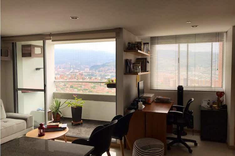 Portada Apartamento en venta en Loma de Cumbres, 73mt con balcon