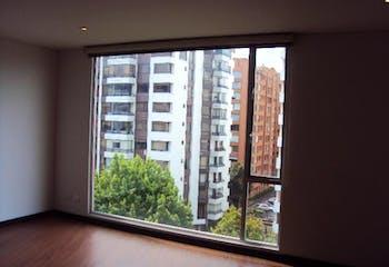 Apartamento en venta en Santa Barbara Central Usaquén con acceso a Gimnasio