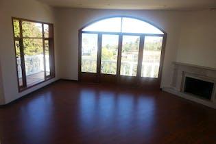 Casa En Fusca, Chia, 5 Habitaciones- 447m2.