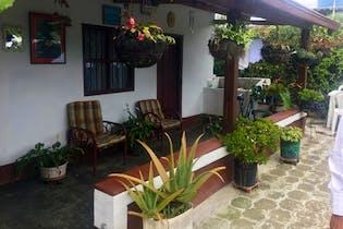 Casa en venta en Casco Urbano El Retiro de 3 alcobas