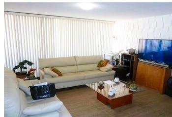 Apartamento en venta en Condesa de 3 alcobas