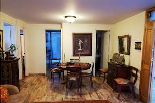 Apartamento en venta en Santa Bárbara de 2 hab.
