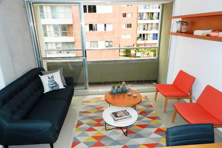 Portada Apartamento en venta en Niquía de  2 habitaciones