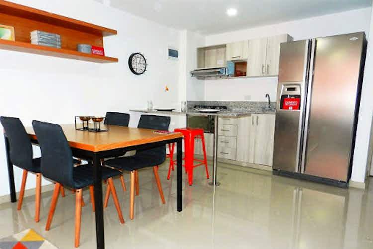 Portada Apartamento en venta en  Niquia de  2 habitaciones