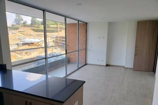 Apartamento en venta en Rionegro 71m² con Zonas húmedas...