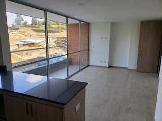 La vista de la cocina desde la ventana en Apartamento en venta en El Rosal de  3 habitaciones