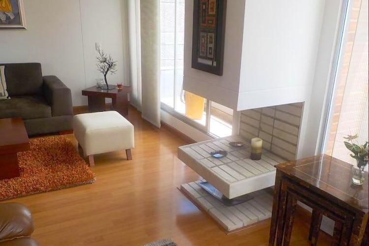 Foto 5 de Apartamento en Bogota Santa Barbara Central - con dos alcobas c/u con baño