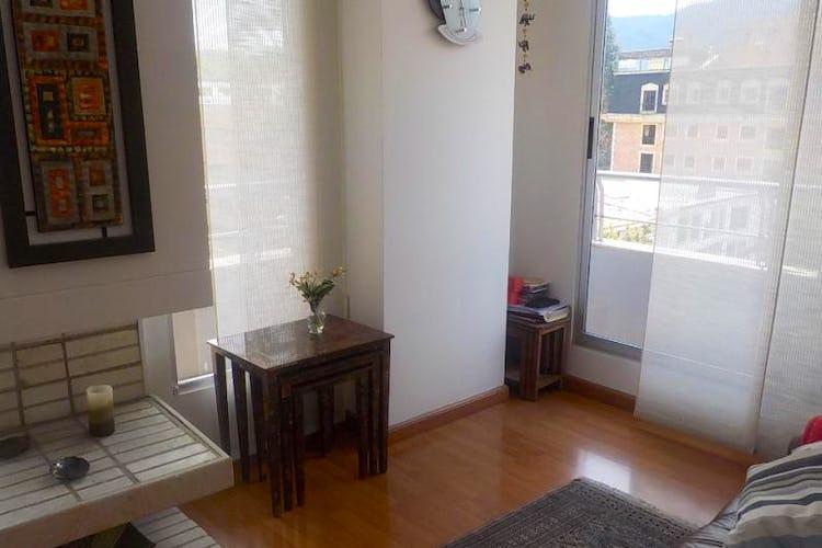Foto 6 de Apartamento en Bogota Santa Barbara Central - con dos alcobas c/u con baño