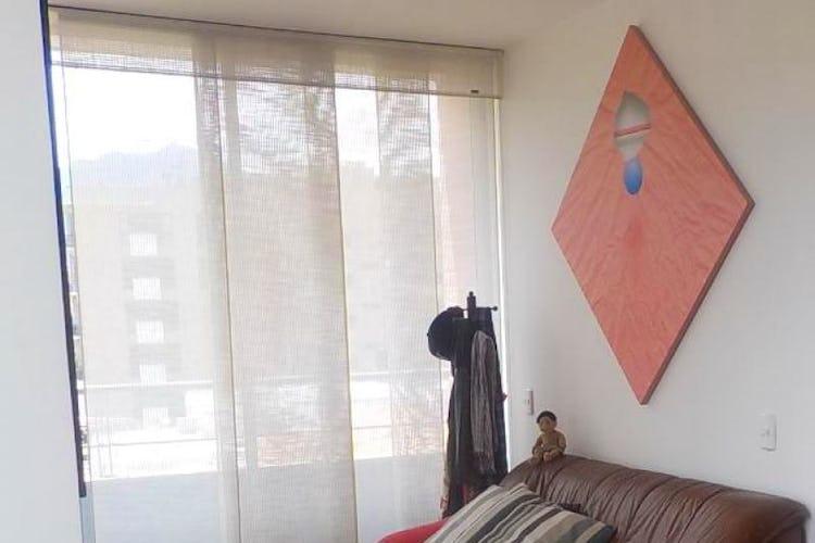 Foto 7 de Apartamento en Bogota Santa Barbara Central - con dos alcobas c/u con baño